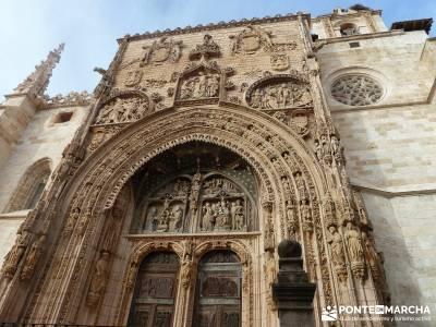 Visita enológica a la Ribera de Duero;senderos asturias senderos malaga sevilla senderismo